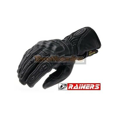 Guantes Gloves Rainers Moto Invierno Via Hipora Xxl
