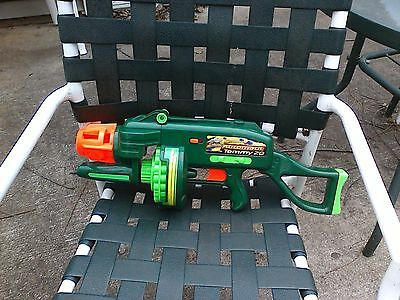 Buzz Bee Air Blaster Motorized Automatic Tommy 20 Great Working & Physical Cond