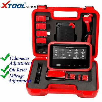 XTOOL X-100 PAD Tablet Auto Programmer with EEPROM Adapter OBD2 Diagnostic Tool