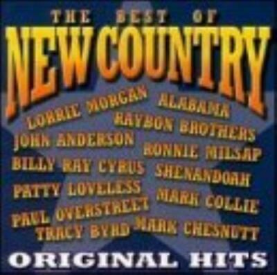 Various Artists : Original Hits: Best Of New Country CD