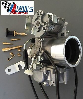 Mikuni Carburetor,TM40-6 40mm Flatslide Pumper Kit for Honda XR600 & Honda XR650