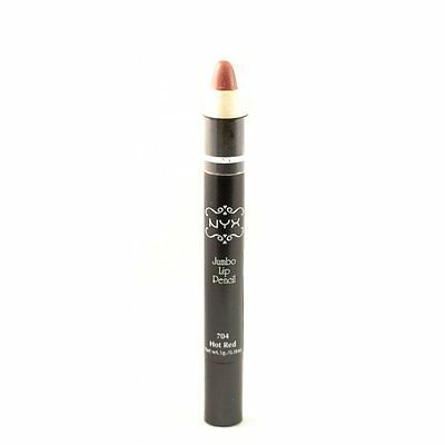 NYX Cosmetics Jumbo Lip Pencil JLP704 Hot Red 5g