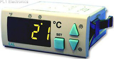 Cal Controls - Edt1411-Ntc-247 - Thermostat, Ntc, Relay, 24Vac/dc