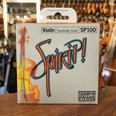 Thomastik SPIRIT! SP100 4/4 Violin Saiten SATZ