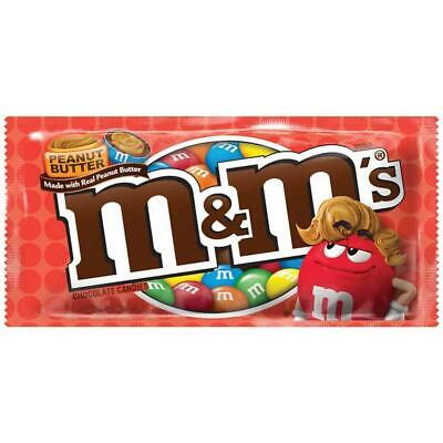 M&M's - Peanut Butter - chocolate candies (1x46,2g)