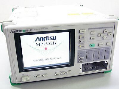 Anritsu Mp1552B Sdh Pdh Atm Analyzer