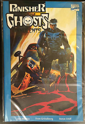The Punisher Ghosts of Innocents #1 VF+ 1st Print Marvel Comics
