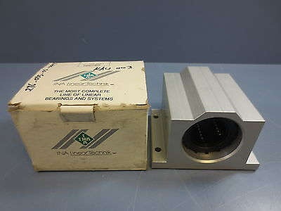 1 Nib INA KGNZ24PP Pillow Block Linear Rail Bearing New!!!
