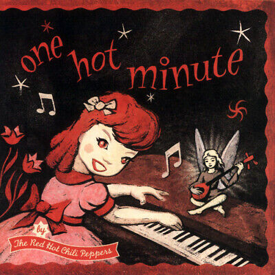 Red Hot Chili Peppers : One Hot Minute CD (1995)