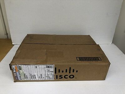 *Brand NEW* Cisco C881-K9 Cisco 881 Ethernet Security Router *Fast Shipping*