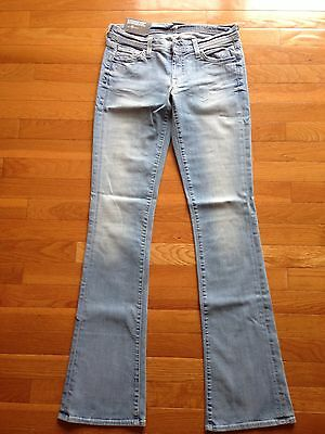 NWT Seven for All Mankind Rocker Low Rise bootcut jeans