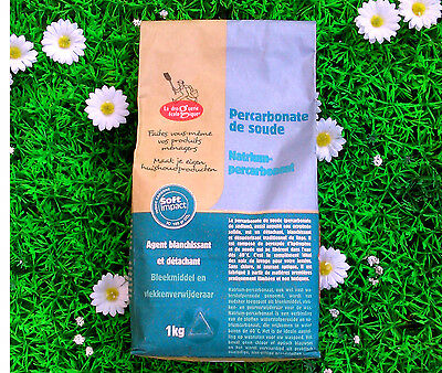 Percarbonate (blanchissant) 1KG