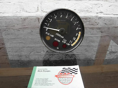 Kawasaki Z1R  Rev Counter Clock Tacho Tachometer