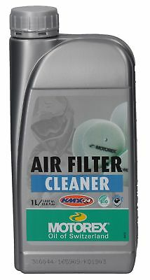 Motorex Air Filter Cleaner Luftfilterreiniger 1 Liter Dose