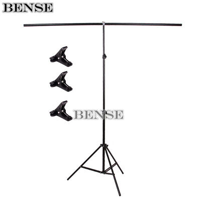 1.5*2m Background Support Stand Photo Backdrop Crossbar Kit Photography