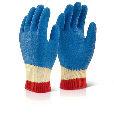 Kevlar High Cut Resistant Knitted Latex FULLY Coated Palm Gloves 8/M