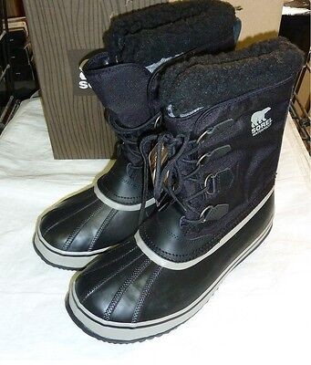 Sorel Men's 1964 Pac™ Nylon Boot - Black & Tusk New!