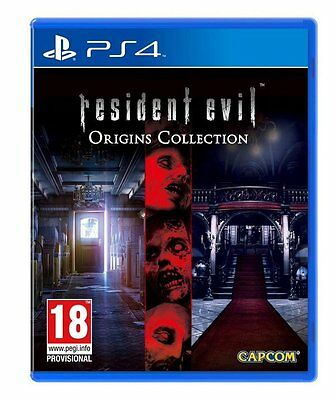 Resident Evil Origins Collection PS4 PAL *NEW!* + Warranty!