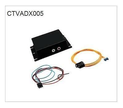 Connects2 CTVADX005 Audi A6 MMI 3G Basic/High Aux Input Adaptor MP3 iPod iPhone