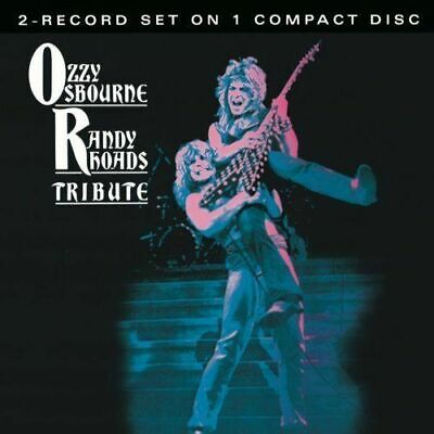 Osbourne, Ozzy : Randy Rhoads Tribute CD