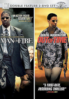 Man on Fire / Out of Time DVD