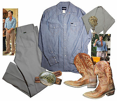 Will Ferrell Screen-Worn Costume From Casa de Mi Padre