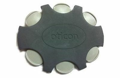 Oticon ProWax Wax Guards, also used by Bernafon