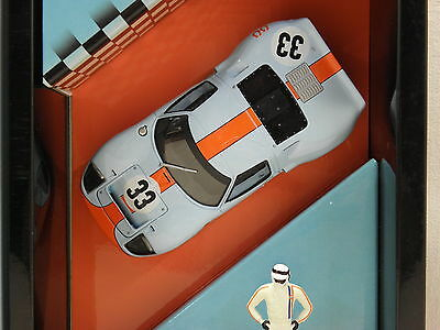Fly 96039 Slot Car Ford GT 40 Brian Redman 1000km SPA 1968