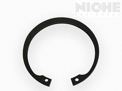 Housing Retaining Ring Internal M75 Spring Steel PH (30 Pieces)