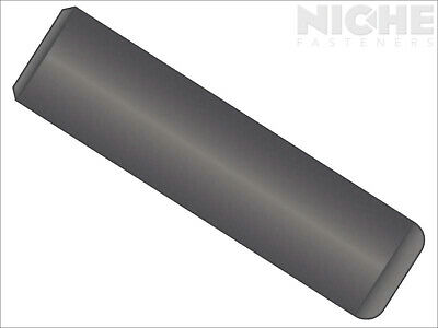 Dowel Pin Oversized 1/4 x 2 Alloy Steel  (10 Pieces)