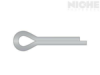 Cotter Pin 1/8 x 2 316 Stainless Steel  (100 Pieces)