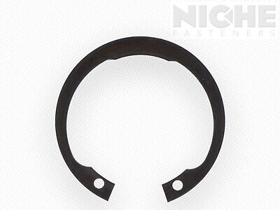 Housing Retaining Ring Internal M42 Spring Steel PH (50 Pieces)