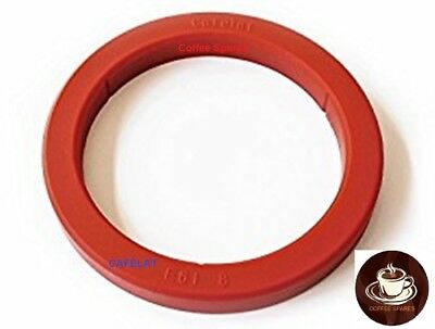 E61 SILICON GROUP SEAL 8mm for E61 style group head espresso coffee machines