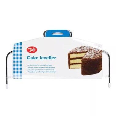 Tala Cake Tortes Leveller Splitting Cutting Slicer Layers With Adjustable Wire