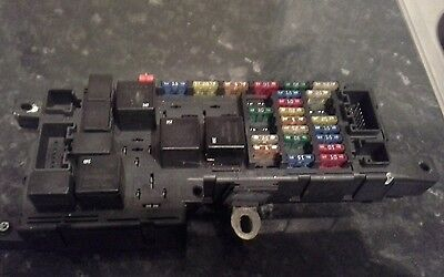 volvo v50 fuse box relay 518818000 • £50 00 picclick uk 00 05 volvo v70 s60 2 4 petrol fuse box relay 2000 plate 9452993