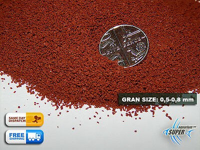 Colour Enhancing Astaxanthin Granules Fish Food Malawi Cichlid, Discus, Fry Food
