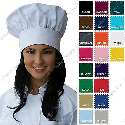 DayStar 800 Premium Quality Chef Hat - Made In USA