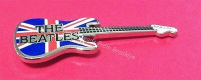 The Beatles Guitar Pin Limited!!