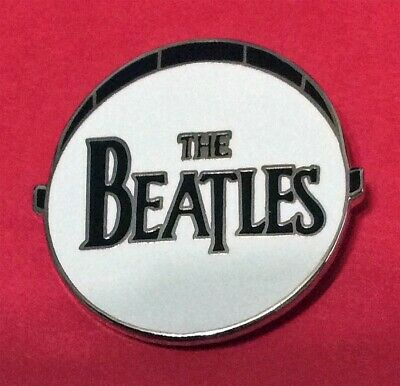 Beatles White Drum Collector Pin Store Only Sale!