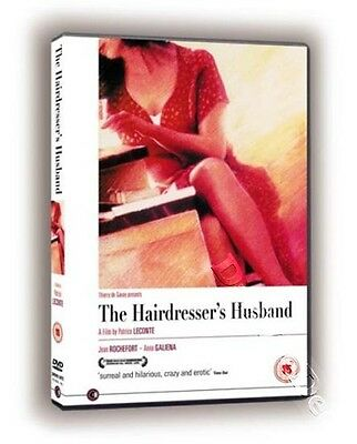 Hairdresser's Husband NEW PAL Arthouse DVD Patrice Leconte Jean Rochefort France