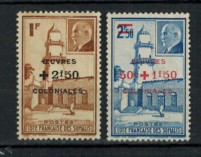 1944//somalis/colonies.neuf**oeuvres Coloniales//timbre..y/t.251/2
