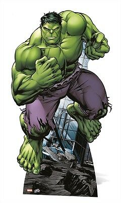 Hulk from Marvel MINI Cardboard Cutout Stand Up Standee Bruce Banner Green