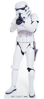 Stormtrooper from Star Wars MINI Cardboard Cutout Stand Up Standee Galactic