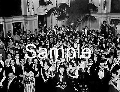 "The Shining Ballroom Photo [ 8.5"" x 11"" ]  Poster Print  screen accurate"
