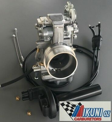 Honda XR600 XR650L XR650R Mikuni Carburetor,TM42-6 42mm Flatslide Pumper Kit