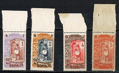 1915.16/serie Timbres/colonies Francaises..cote Des Somalis**//neuf**y/t.83/6