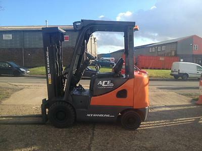 A Doosan Diesel Forklift for your NEW START BUSINESS?
