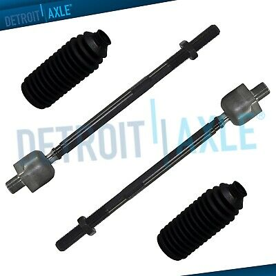 Boot Kit for Nissan 240SX Axxess Maxima Sentra 2WD NEW 4pc Inner Tie Rod End