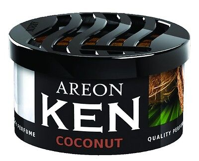 Areon Ken Car Air Freshener Coconut Scent Air Purifier Perfume Scents