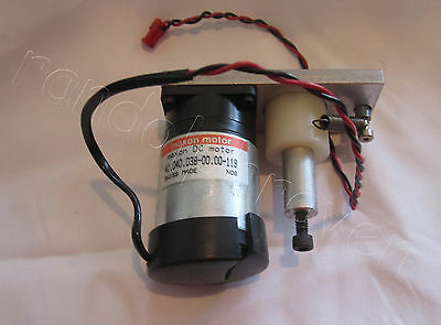 National Optronics Saturn NP Frame Tracer Stylus Rotation Motor Assembly
